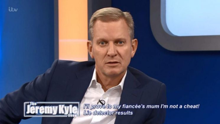 Jeremy Kyle guest says woman tried to masturbate him while he was cleaning her pipes