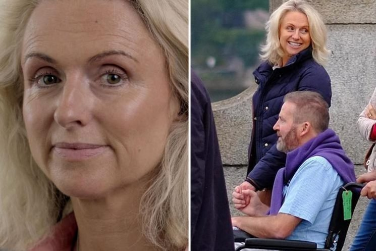 Wife's heartbreak over husband's decision to end his life at a Swiss clinic – leaving her behind