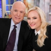 Meghan McCain's Post About Breakfast With Her Late Father Will Break You