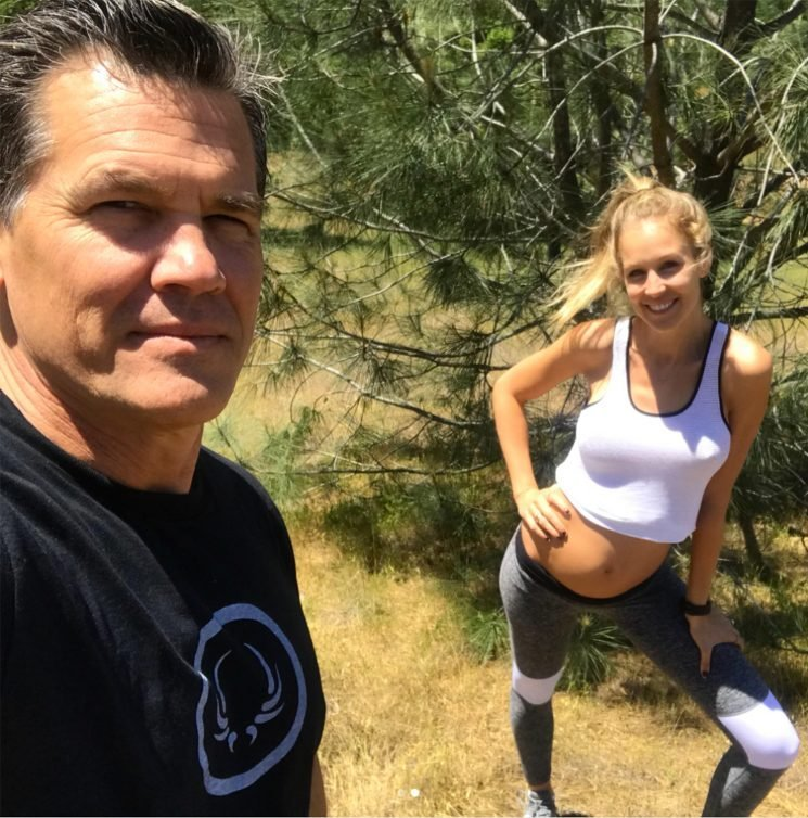 Josh Brolin and Kathryn Boyd Welcome Daughter Westlyn Reign — See Her First Video!
