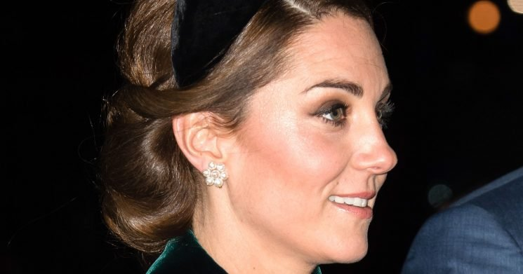Duchess Kate Is Bringing Back Blair Waldorf's Best Accessory