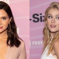 Katie Stevens & Katherine McNamara Hit Up The 'Life-Size 2′ Premiere