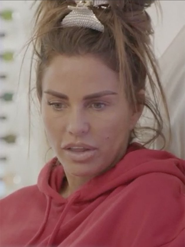 Katie Price admits to using cocaine during Kieran Hayler marriage