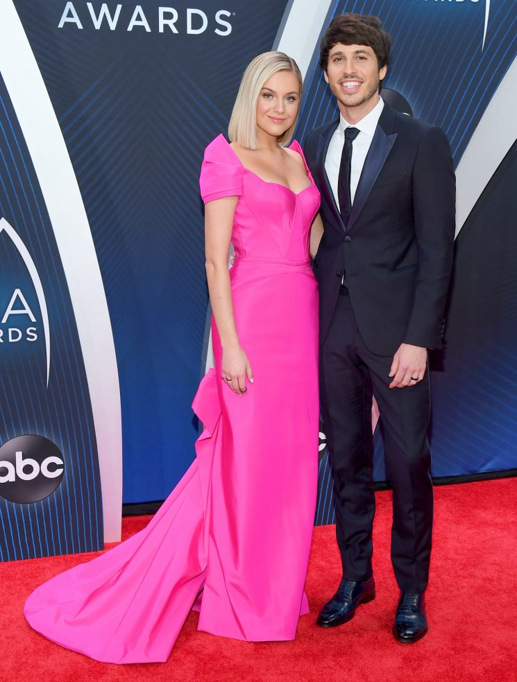 Kelsea Ballerini and Husband Morgan Evans Reveal They Spent Less Than Half of the Year Together