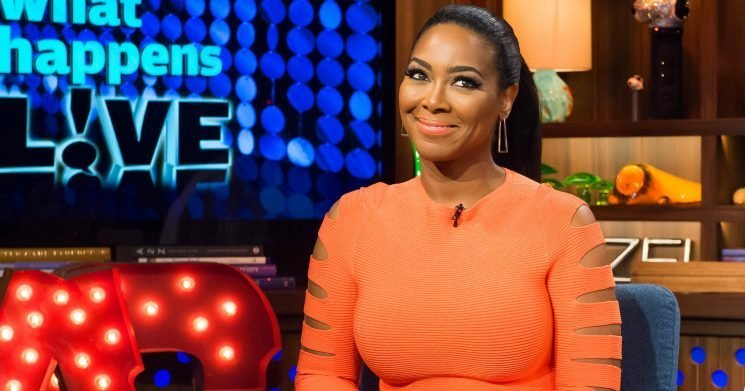 Kenya Moore: It'll 'Take Weeks for Me to Be Able to Walk' After C-Section