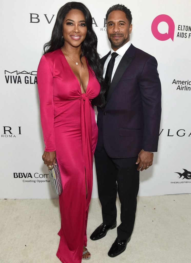 Kenya Moore, 47, Welcomes First Child — Daughter Brooklyn Doris — After Pregnancy Complications