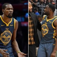 The Draymond-Durant Warriors fight gets even uglier with ban