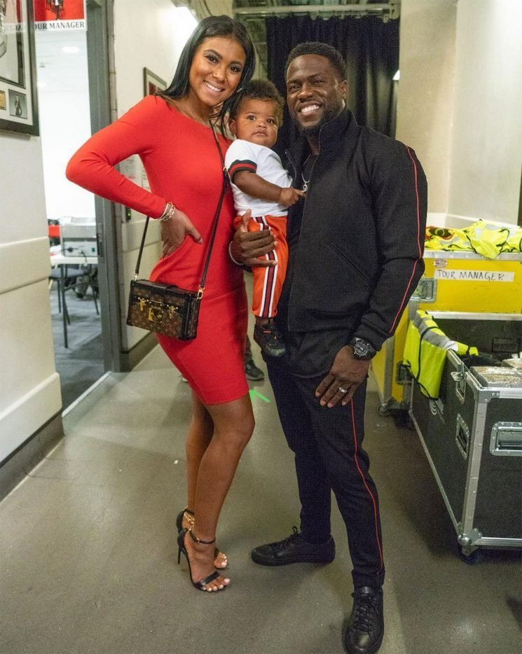 Kevin Hart Says Son Kenzo's Cowboys-and-Indians-Themed Birthday Party Wasn't a 'Racial Slur'