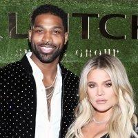 Watch Khloe Kardashian React to Tristan Thompson Cheating on 'KUWTK'