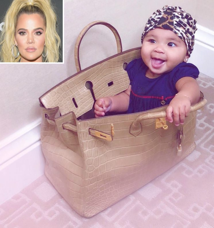 Khloé Kardashian Reveals True's First Word as She Shares Adorable New Photo of 7-Month-Old Daughter