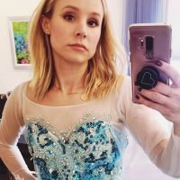 Kristen Bell's Daughter 'Demanded' She Dress Up as Elsa from Frozen for the Second Year in a Row