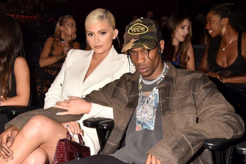 Travis Scott now hawking Kylie Jenner's Lip Kits