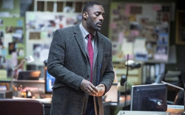 When does Luther series five start and who's in the cast with Idris Elba?