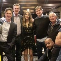 Scrubs cast reunite 8 years after final episode as creator Bill Lawrence rules out revival series
