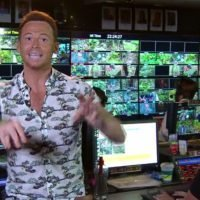 I'm a Celebrity Extra Camp viewers notice hilarious blunder in the background