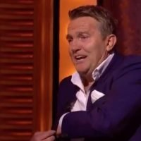 Doctor Who star Bradley Walsh accidentally smashes his phone during Michael McIntyre's Send To All game