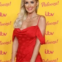 Love Island finalists Laura Anderson and Paul Knops party at same event
