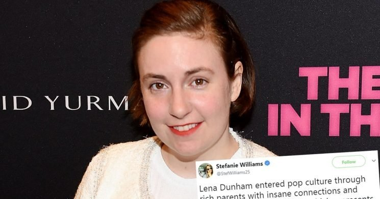 Lena Dunham Fires Up Haters by Explaining Why She Thinks So Many People Hate Her