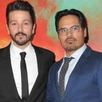 Diego Luna & Michael Pena Celebrate 'Narcos: Mexico' Season 1 Premeire – Watch Trailer!