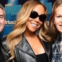 Mariah Carey and Sandra Bernhard 'Bury the Hatchet' on Radio with Andy Cohen