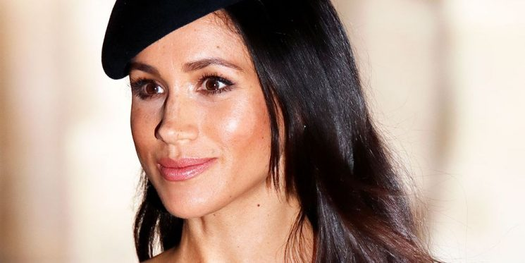 Meghan Markle Apparently Got a Secret Haircut Just So You Wouldn't Notice