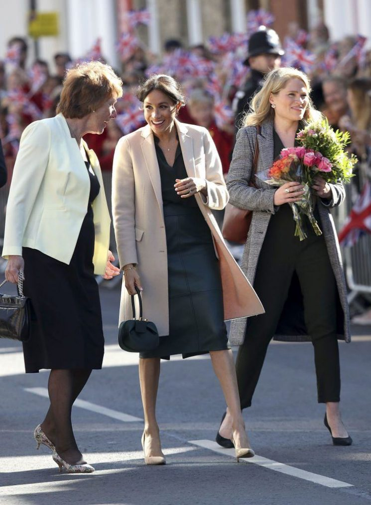 Do Meghan Markle and Prince Harry Have a Staff?