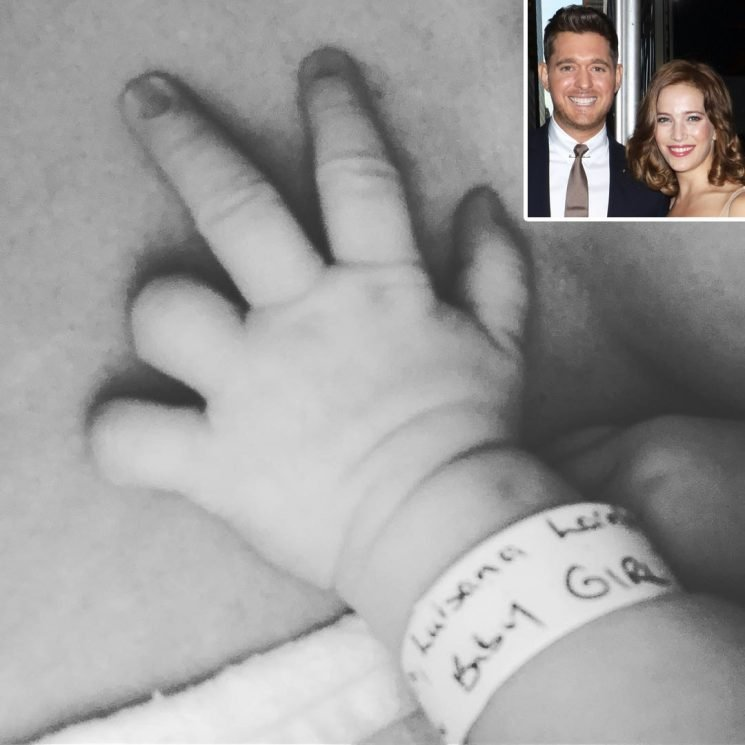 Why Michael Bublé Chose to Name His 4-Month-Old 'Miracle' Daughter 'Life' in Spanish