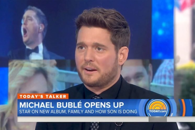 Michael Bublé Is Enjoying Being 'Excited About Life for Our Family' After Son's Cancer Battle