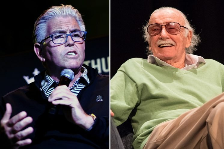 Mike Francesa on Stan Lee's death: 'Oh, who cares?'