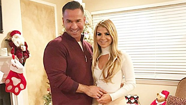 Lauren Pesce Stuns In Wedding Dress While Marrying Mike 'The Situation' Sorrentino