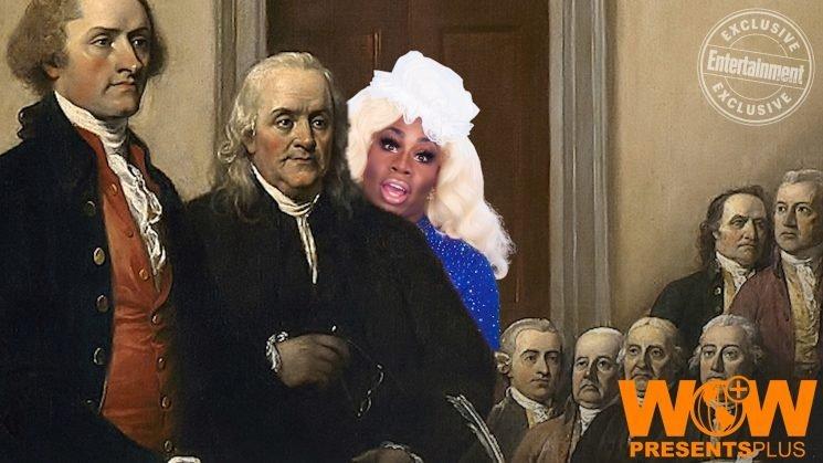 RuPaul's Drag Race queen launching Monet's Herstory X Change on WOW Presents Plus