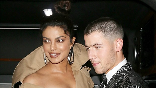 Nick Jonas 'Got Down On One Knee' When He Met Priyanka Chopra & Knew They'd Marry After 3rd Date