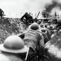When did World War One start and end, how many people died and what was life like in the trenches?
