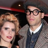 Who is Paloma Faith's partner Leyman Lahcine, what is his job and when did they have their baby?