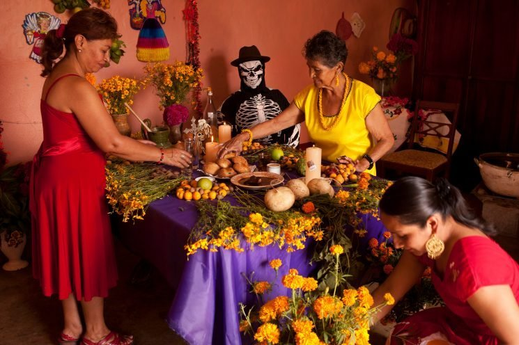 Day Of The Dead 2018 – how long does the festival last, is it only celebrated in Mexico and what's it all about?