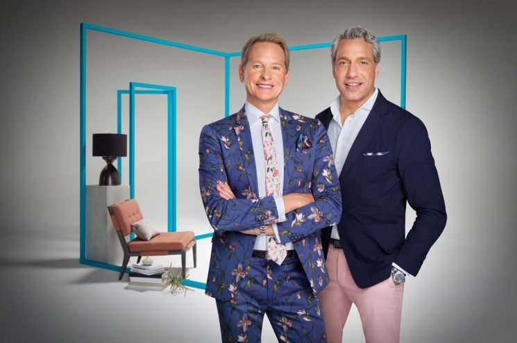 Get a Room's Thom Filicia and Carson Kressley Choose Their Best Holiday Gifts for the Home
