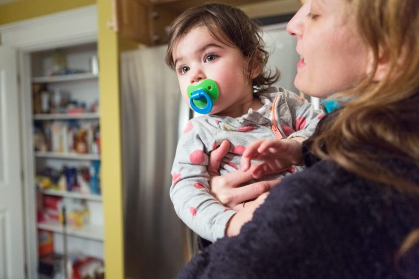 Cleaning Your Baby's Pacifier with Your Own Saliva Could Help Ward Off Allergies, New Study Says