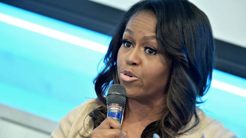 Michelle Obama Opens Up About Miscarriage & Using IVF to Conceive Both Daughters