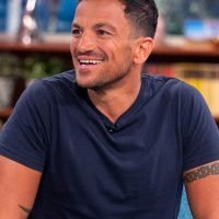Peter Andre apologises after sharing MAJOR throwback snap