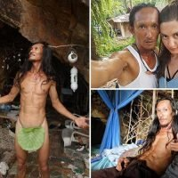 This naked Lothario seduces tourists and beds them in his CAVE – and here's what he thinks about British women