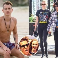 I'm A Celebrity star James McVey gives his blessing to ex-girlfriend Sophie Turner as she prepares to marry Joe Jonas