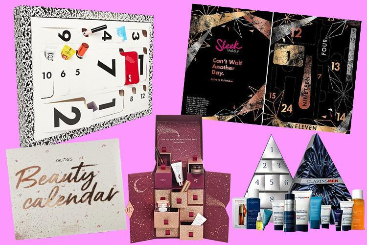 Beauty advent calendars 2018 – here are the best cosmetics Christmas countdown calendars, including No7, Look Fantastic and Charlotte Tilbury