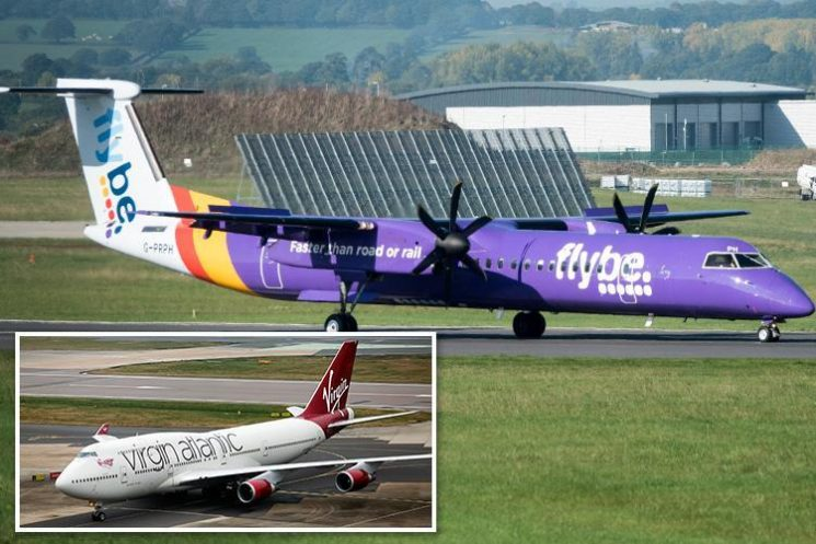 Virgin Atlantic is in talks to buy budget airline FlyBe – and flights could get more expensive