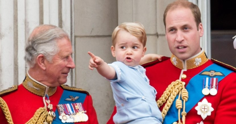 Prince William Wants Prince Charles to Spend More Time With Grandkids