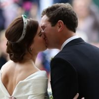 Princess Eugenie and Jack Brooksbank Should Win and Award for How Quickly They Mailed Out Thank You Cards