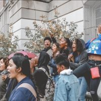 Brooklyn students hold walkout in protest of Facebook-designed online program