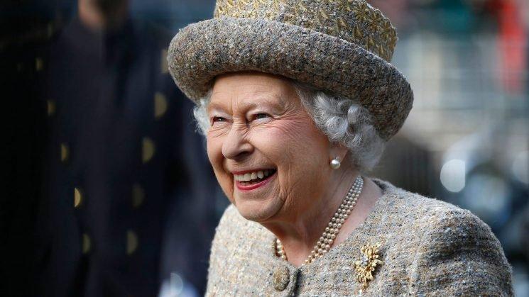 The Elegant, Delicate, Bizarre Way the Queen Eats Bananas