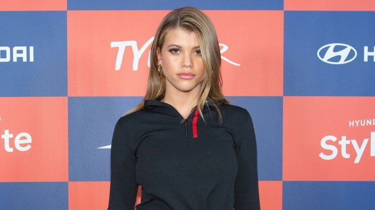 Sofia Richie Steps Out After Launching Hyundai's Brand-New SUV!