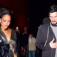 Rihanna & Hassan Jameel Reunite For Intimate Dinner At Her Fave Restaurant — Back Together?