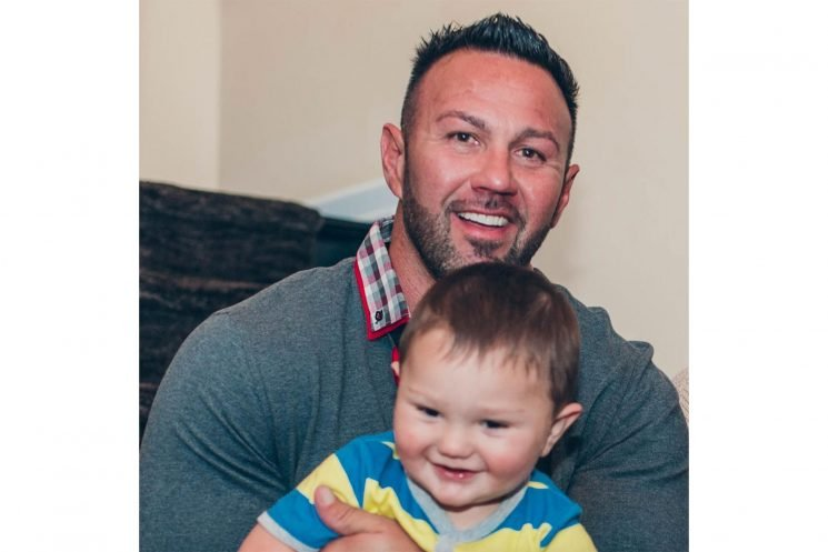 Roger Mathews Says 'We All Have Adversities in Our Lives' After JWoww Reveals Son's Diagnosis